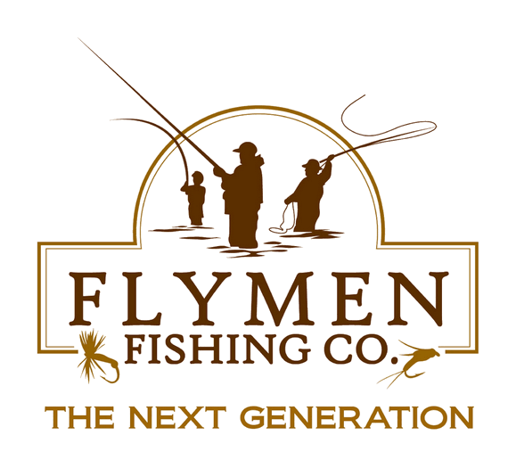 Flymen Fishing Co. The Next Generation Logo